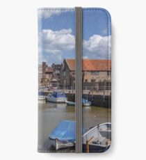 """Blakeney Quay"" iPhone Wallet"