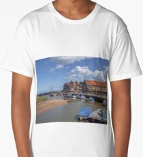 """Blakeney Quay"" Long T-Shirt"