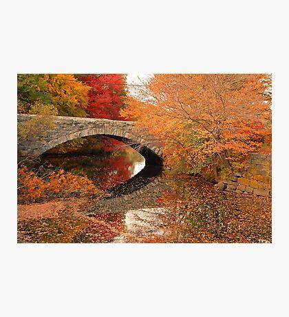 The Stone Bridge Photographic Print