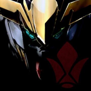 MSG Iron Blooded Orphans - Barbatos Tekkadan by Akazoku