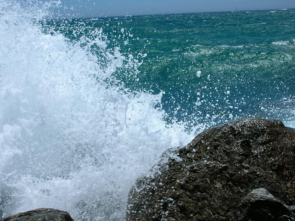 Sea Spray by gregrob1