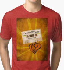 When words fail, music speaks!!! shakespeare Tri-blend T-Shirt