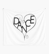 T-Shirt Dance Wall Tapestry