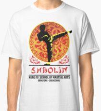 Shaolin Kung Fu School of Martial Arts Classic T-Shirt