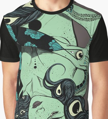 Night Graphic T-Shirt