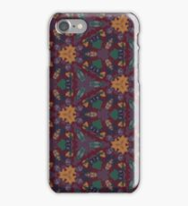 Kaleidoscope Beetles iPhone Case/Skin