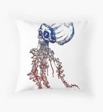 Toxicophobia Throw Pillow