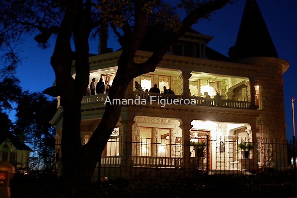 the reception by Amanda Figueroa