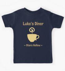 Luke's Diner - Stars Hollow Kids Tee