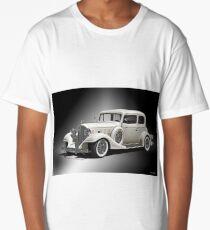 1933 Buick Series 86 Victoria 'Studio' III Long T-Shirt