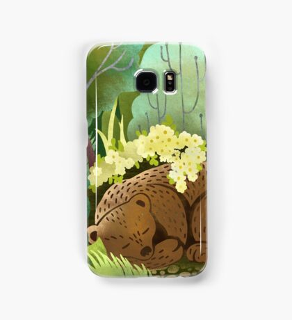 Bear Nest Samsung Galaxy Case/Skin