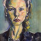 Die Papierspitze Crown Queen von Christel  Roelandt