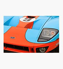 Ford GT Photographic Print