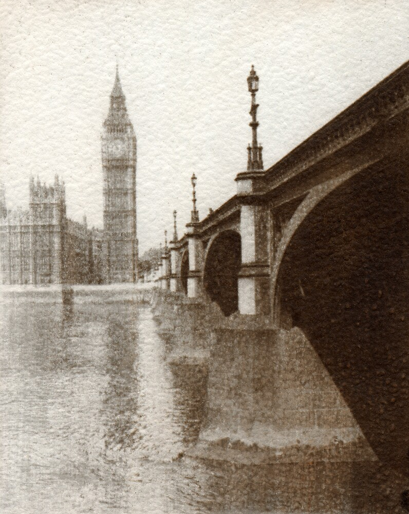 Houses of Parliament by Richard Peace