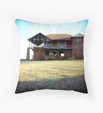 Boathouse Throw Pillow