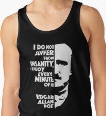 Edgar Allan Poe Insanity T-Shirt