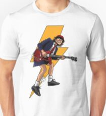 Camiseta unisex The Guitar Thunder