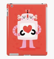 Love Robot iPad Case/Skin