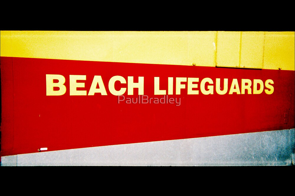 Beach Lifeguards by PaulBradley
