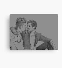 PowerPlay Canvas Print