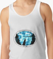 Everything's Better at the Lake-Fishing Tank Top