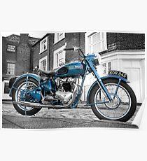 Thunderbird 1952 Poster