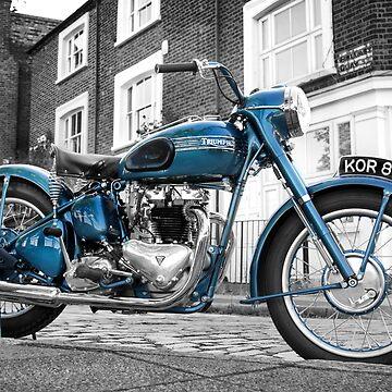 Thunderbird 1952 by rogue-design