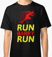 RUN BARRY RUN Classic T-Shirt