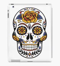 Colorful Skull Image iPad Case/Skin