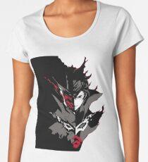 Persona 5 the Joker Dark Side Women's Premium T-Shirt