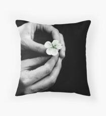 Loving Kindness Throw Pillow