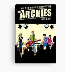 THE ARCHIES Canvas Print
