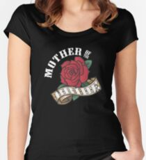 Mother of the Bride - Cute wedding Gift Women's Fitted Scoop T-Shirt