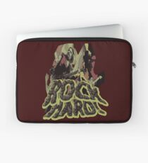 Rock Hard Laptop Sleeve