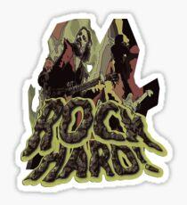 Rock Hard Sticker