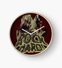 Rock Hard Clock