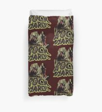 Rock Hard Duvet Cover