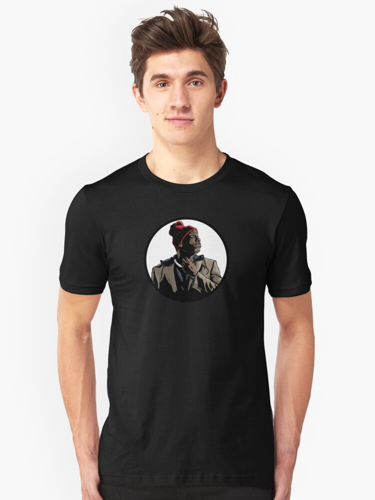 Tyrone Biggums Unisex T-Shirt Front