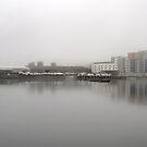 The New Edinburgh Waterfront by Chris Clark