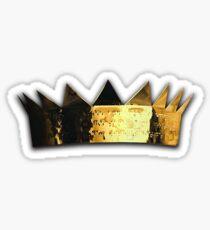 Rihanna's Crown Sticker