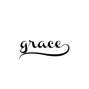 Grace by FreshArtPrints