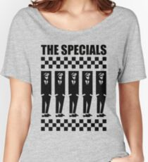 2Tone Era, The Specials Women's Relaxed Fit T-Shirt