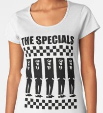 2Tone Era, The Specials Women's Premium T-Shirt
