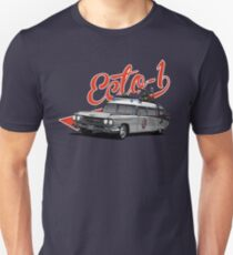 ECTO-1 - GHOSTBUSTERS´S CAR Unisex T-Shirt