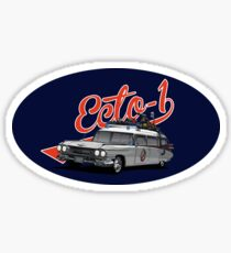 ECTO-1 - GHOSTBUSTERS´S CAR Sticker