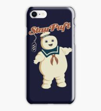 STAY PUFT - MARSHMALLOW MAN GHOSTBUSTERS iPhone Case/Skin
