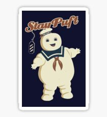 STAY PUFT - MARSHMALLOW MAN GHOSTBUSTERS Sticker