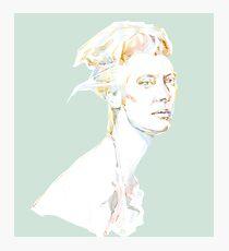 Tilda Swinton - magic woman Photographic Print
