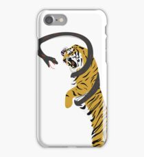 Battle of the Beasts iPhone Case/Skin