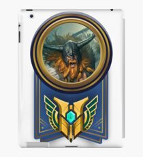 Olaf Mastery Level 7 iPad Case/Skin